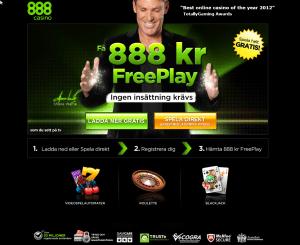 888Casino - Kasino