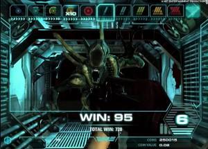 Spela på Spelautomaten Aliens hos Leo Vegas!