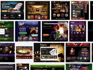Välj flera kasinos